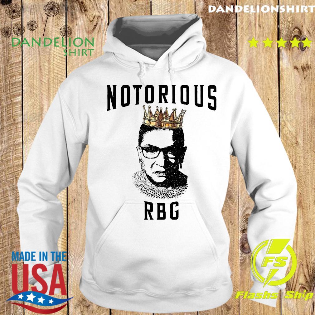 Notorious Ruth Bader Ginsburg RBG Shirt Hoodie