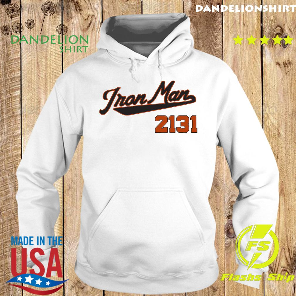 Official Iron Man 2131 Shirt Hoodie