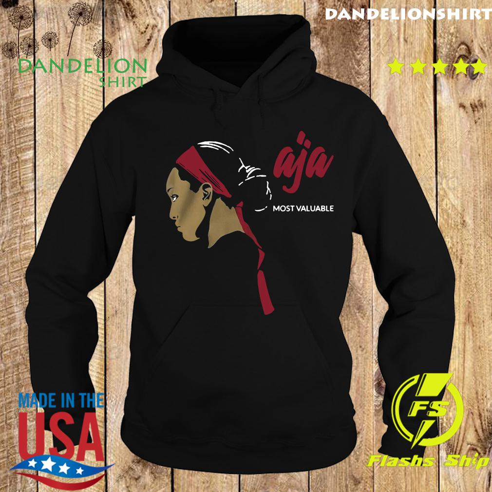 Official Most Valuable A'ja Shirt Hoodie