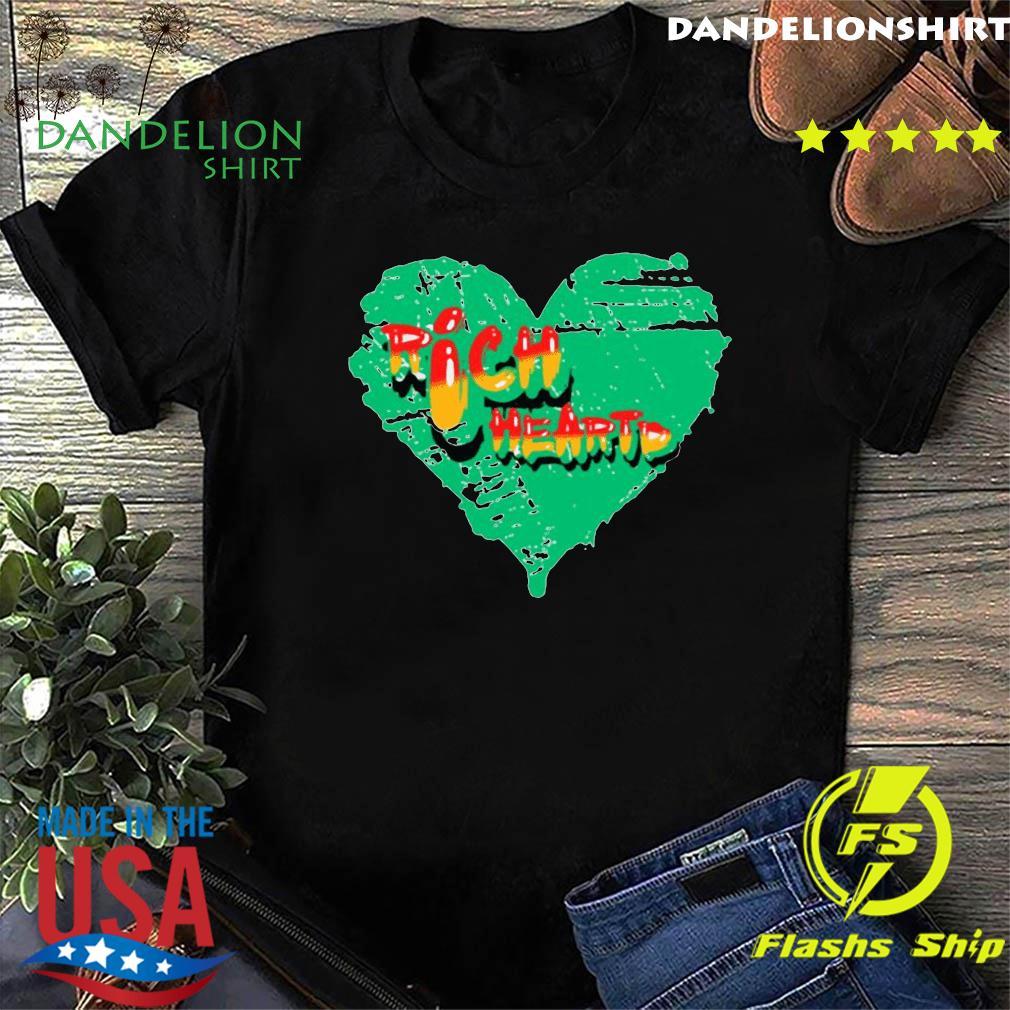 316 Richheartd Rich Heartd Shirt