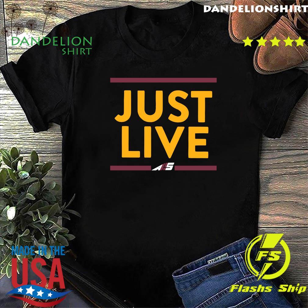 Alex Smith Just Live Shirt