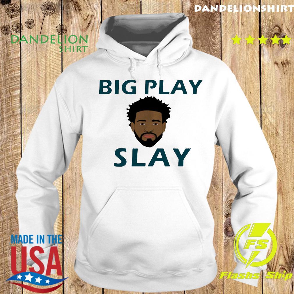 Big Play Slay T-Shirt Hoodie
