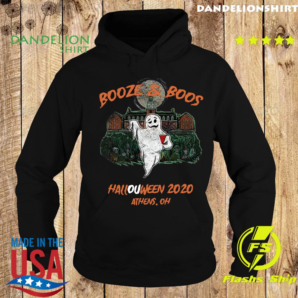 Booze Boos Halloween 2020 Athens Oh Shirt Hoodie