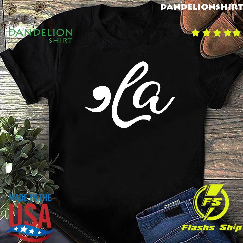Comma La Kamala Harris Funny Shirt