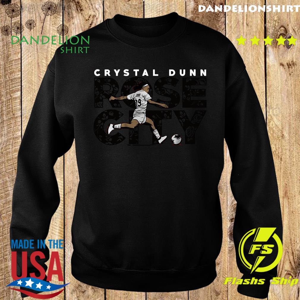 Crystal Dunn Rose City Shirt
