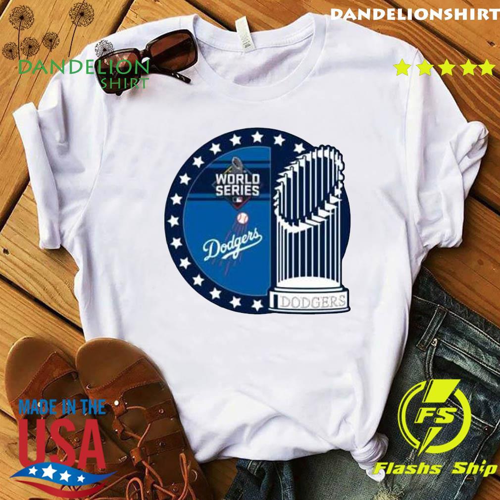 Dodgers World Series Los Angeles Champions Shirt