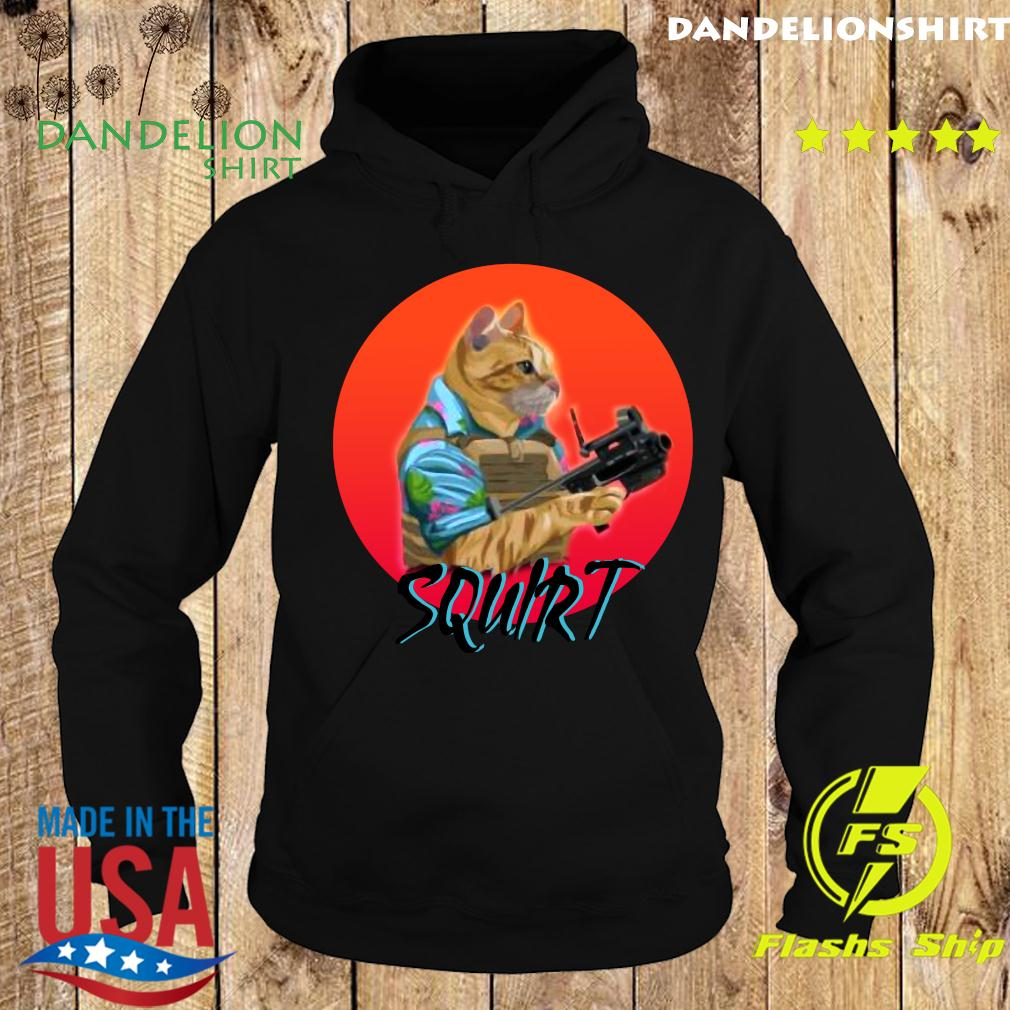 Donut Operator Cat T-Shirt Hoodie