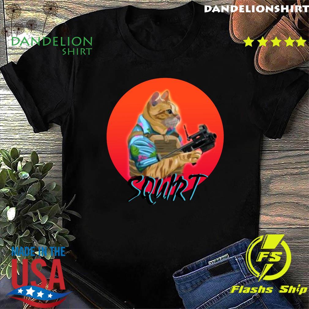 Donut Operator Cat T-Shirt