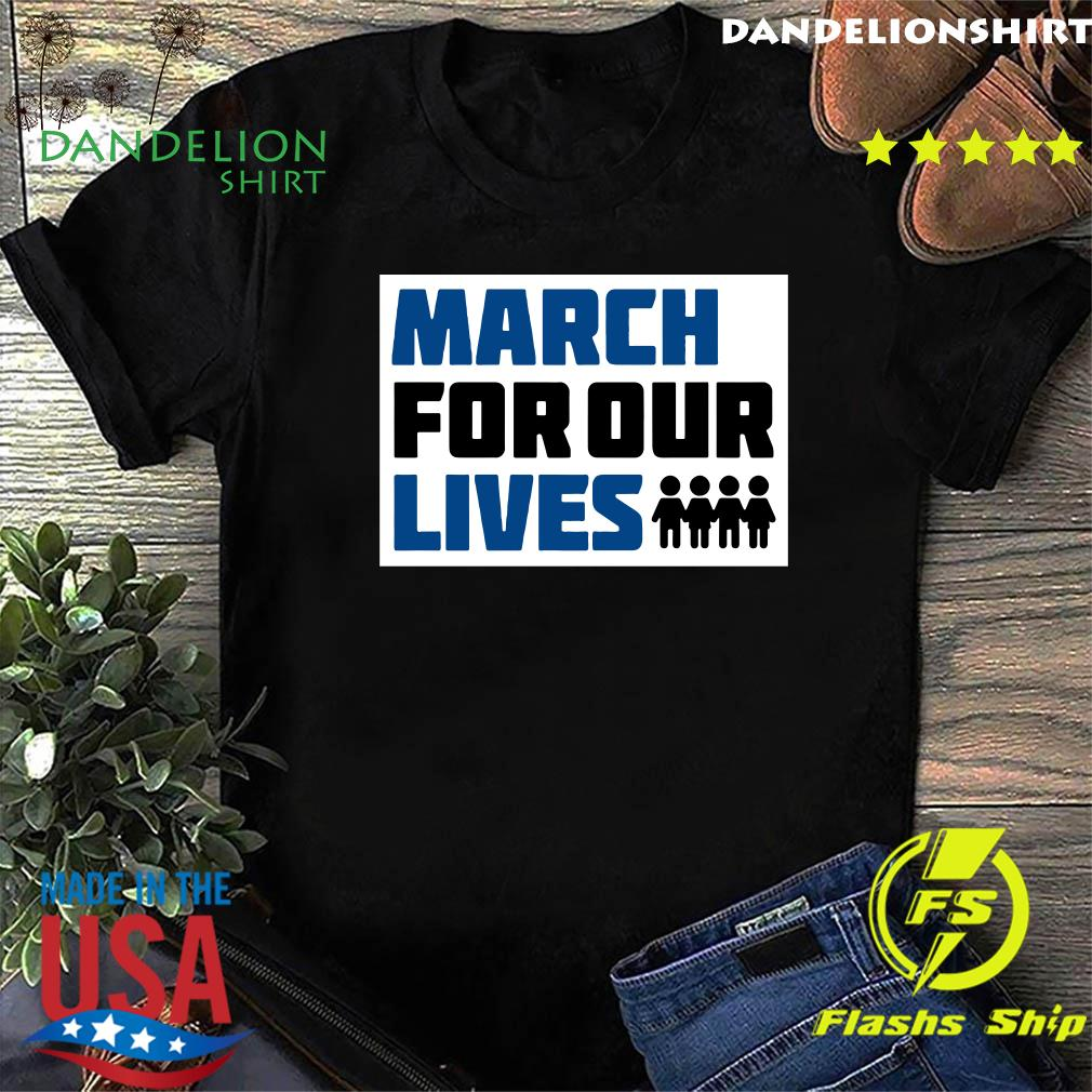 March For Our Lives 2020 Shirt