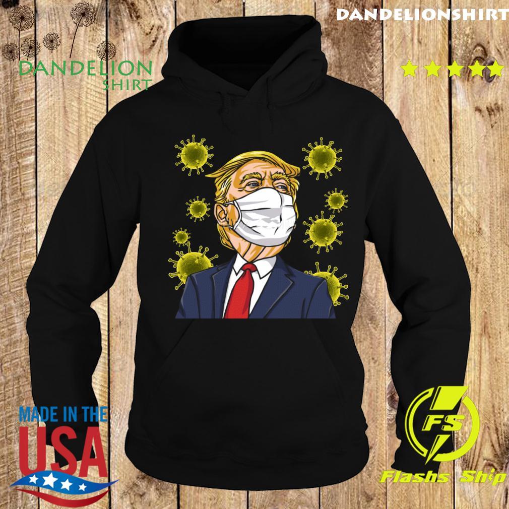 Official Donald Trump Coronavirus T-Shirt Hoodie