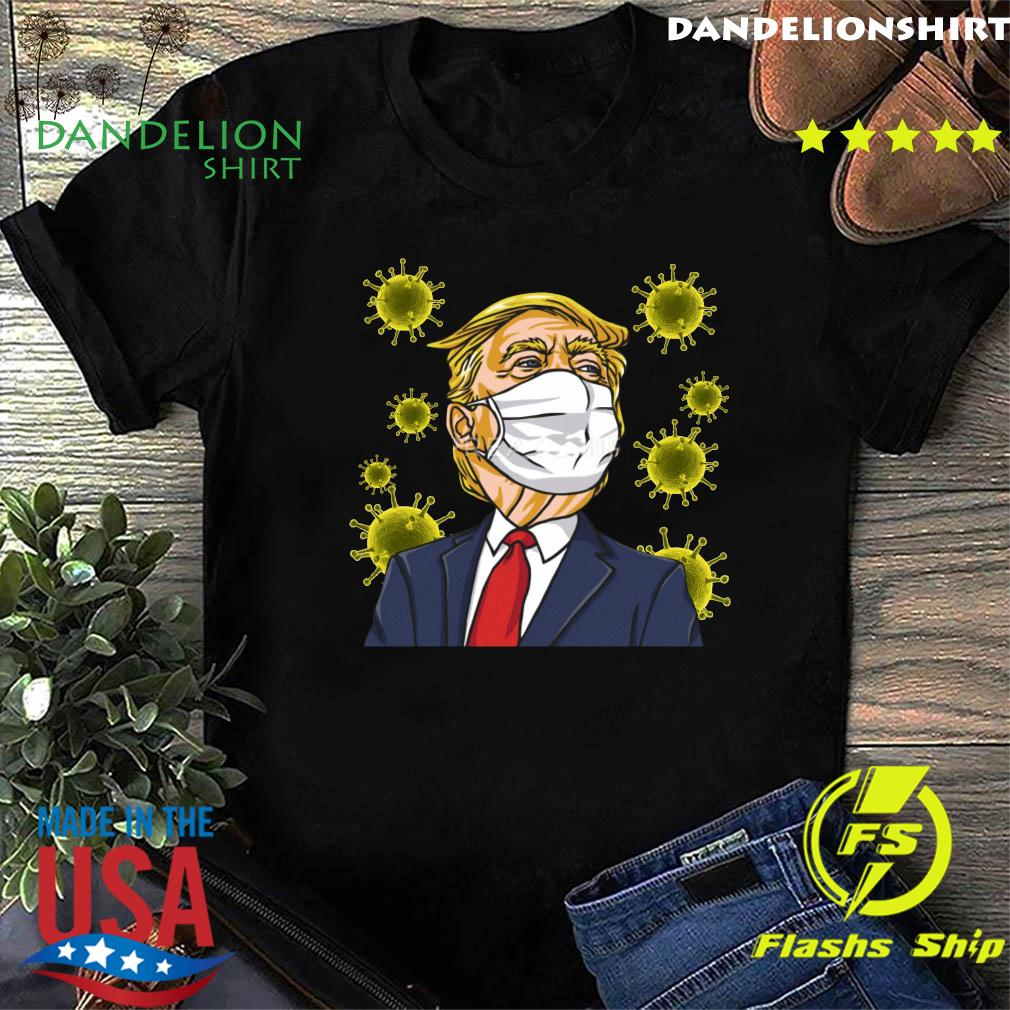 Official Donald Trump Coronavirus T-Shirt