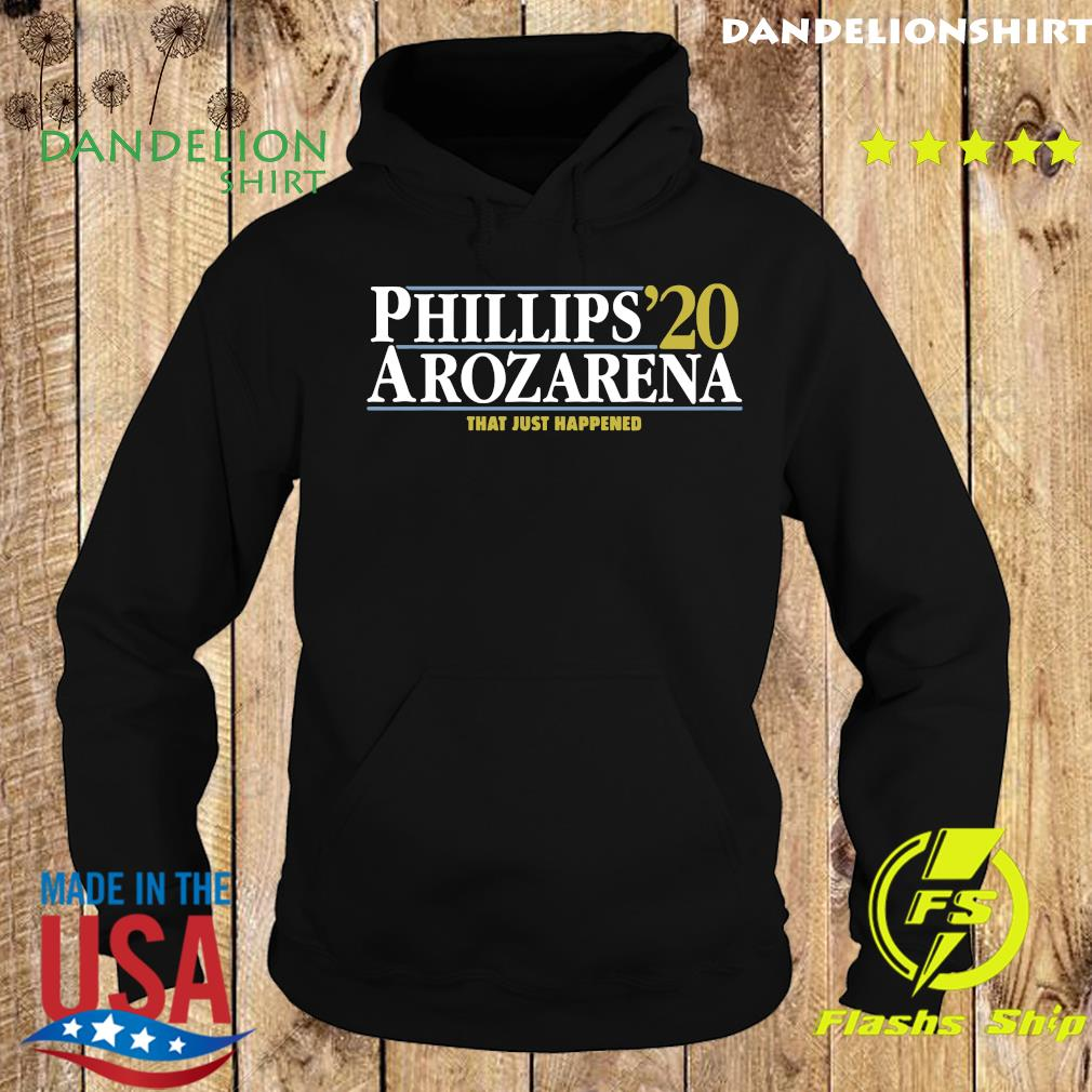 Phillips Arozarena 2020 That Just Happened Shirt Hoodie