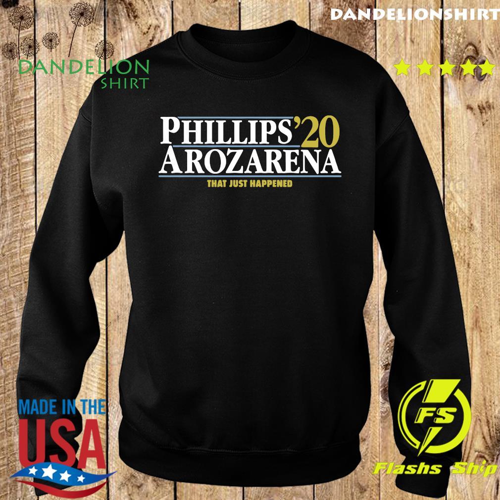 Phillips Arozarena 2020 That Just Happened Shirt