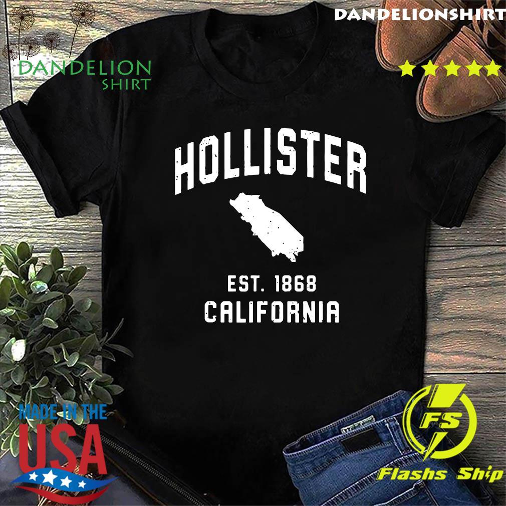 Vintage Hollister California EST 1868 T-Shirt