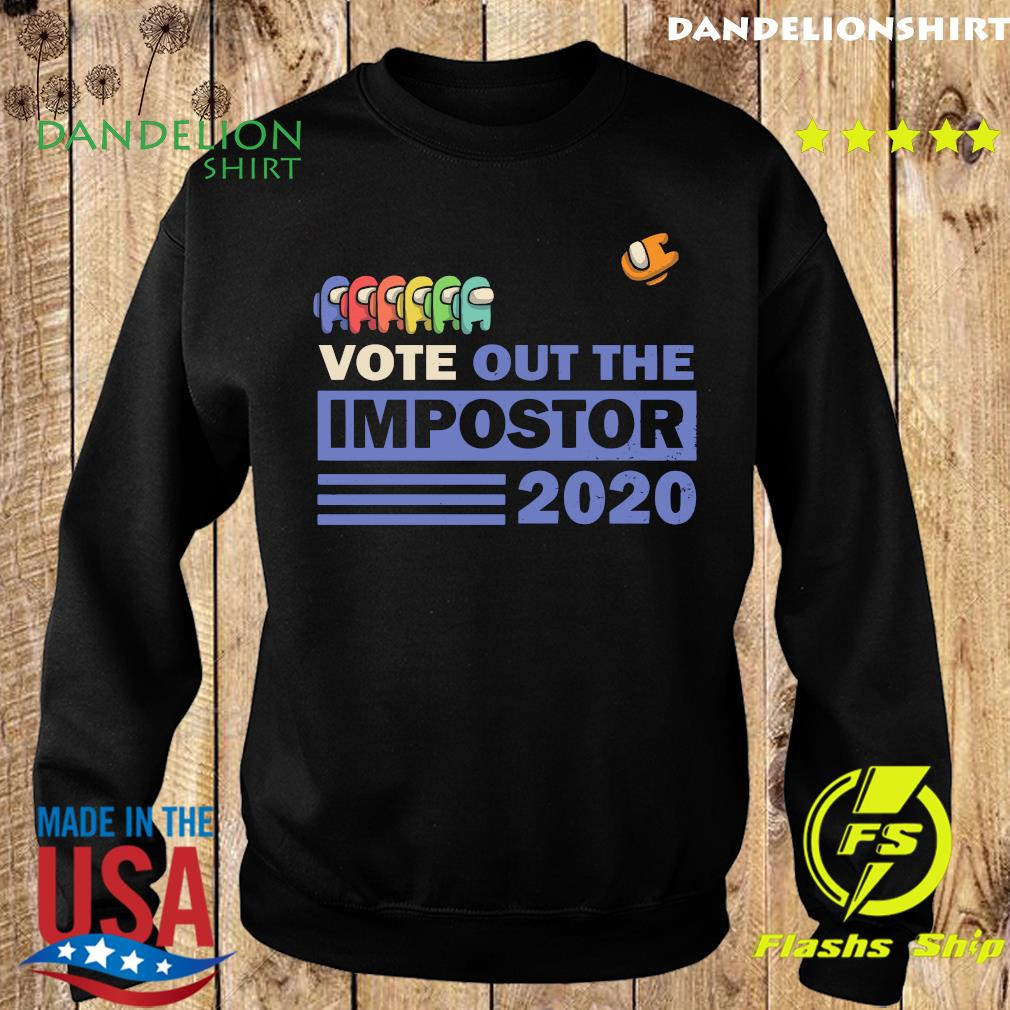 Vote Out The Impostor 2020 Shirt
