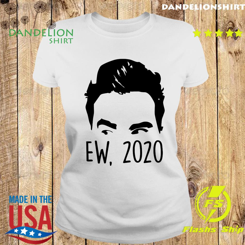 Ew 2020 Christmas David Rose Christmas Shirt Ladies tee