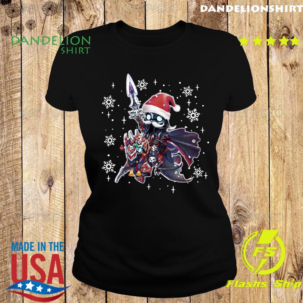 Lich King Christmas Edition Classic Sweats Ladies tee