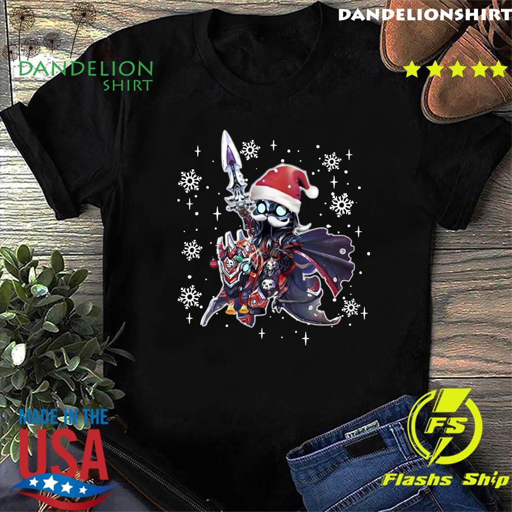 Lich King Christmas Edition Classic Sweats Shirt