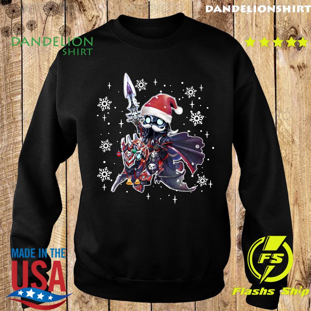 Lich King Christmas Edition Classic Sweatshirt