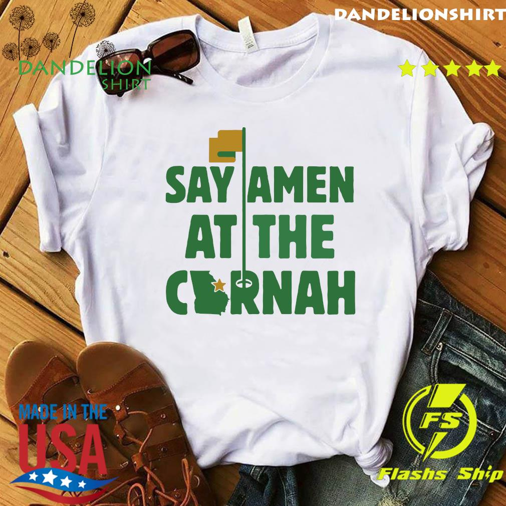 Say Amen At The Cornah Chris Vernon T-Shirt