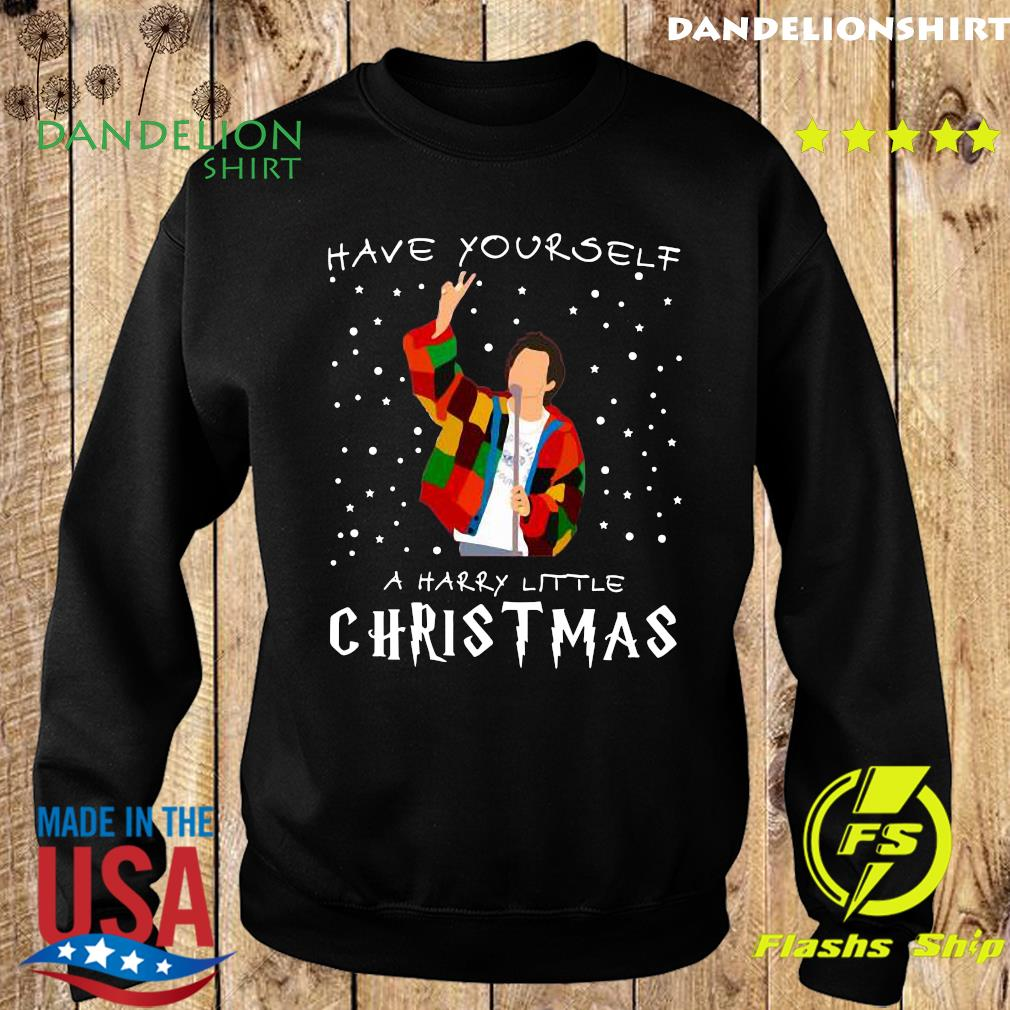 Xmas Have Yourself A Harry Styles Christmas Sweatshirt