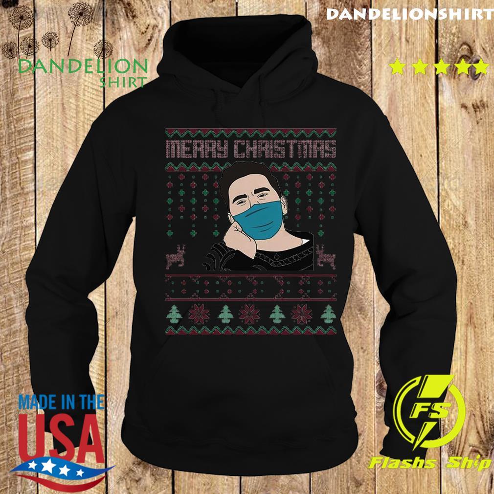 Schitt Creek Face Mask Ugly Merry Christmas 2020 Sweats Hoodie