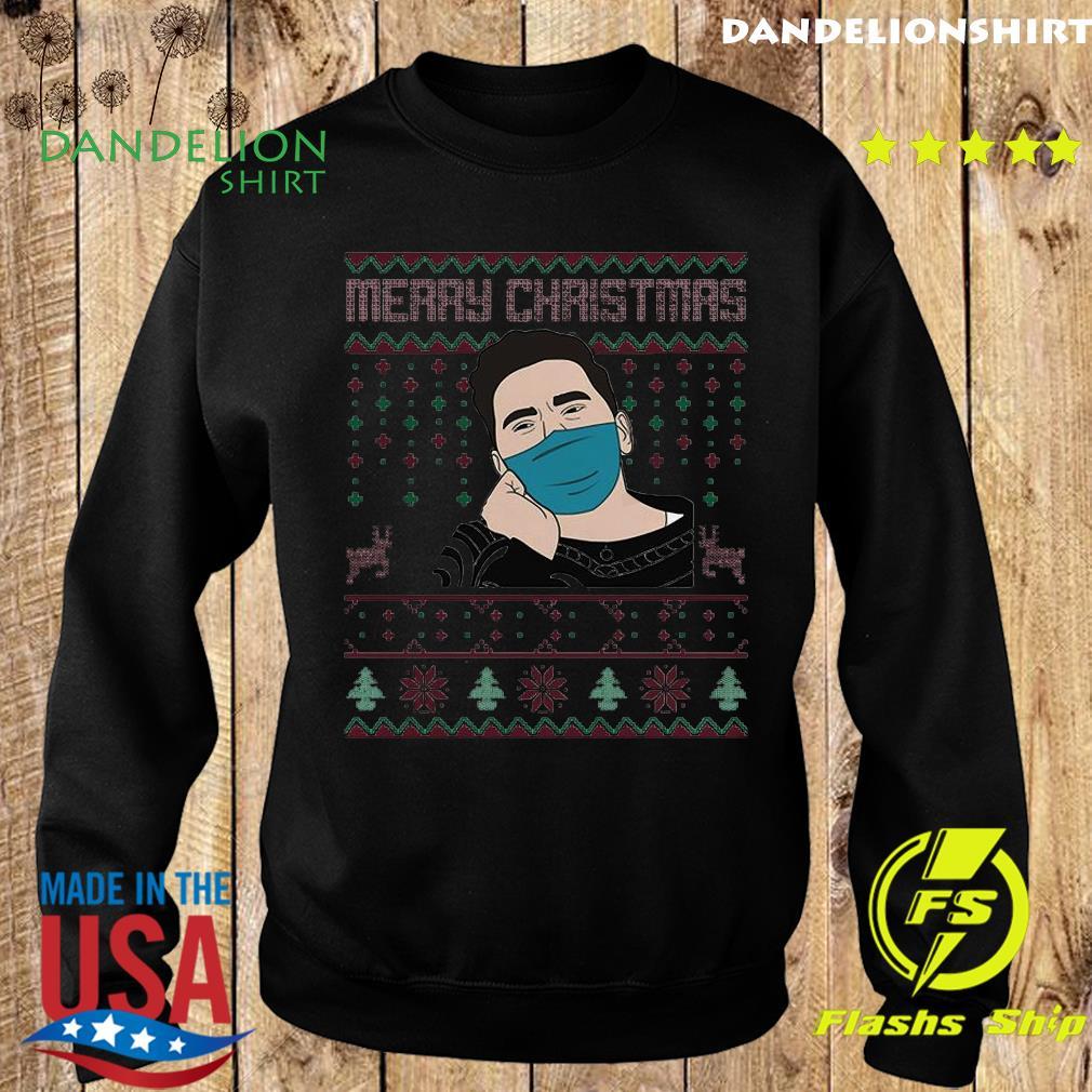 Schitt Creek Face Mask Ugly Merry Christmas 2020 Sweatshirt